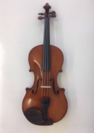 Violin 3/4 Emille Mennesson label 1886 フランス