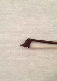 cello bow WATER VIOLET Nickel mount